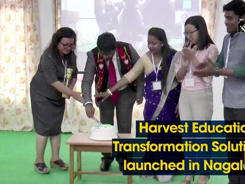 Harvest Educational Transformation Solutions launched in Nagaland