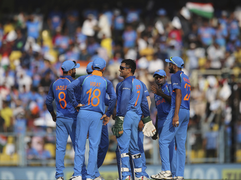 2nd ODI: Unchanged India look to double lead against frail Windies