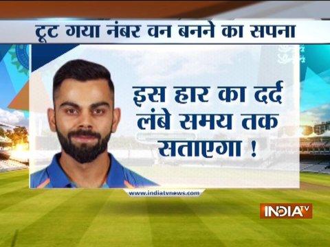 दूसरे एकदिवसीय मुकाबले में इंग्लैंड ने भारत को 86 रनों से हराया, सीरीज़ 1-1 से बराबर