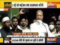 Asaduddin Owaisi ups the ante in Tamil Nadu. Watch report
