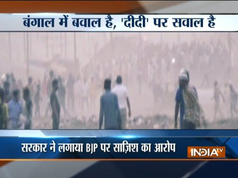 West Bengal violence: Fresh clashes reported from Asansol during Ram Navami procession