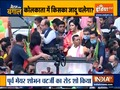 Ex-TMC Leader Sovan Chatterjee leads BJP roadshow in Kolkata