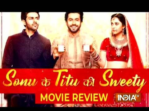 Sonu Ke Titu Ki Sweety Review: Luv Ranjan's flick is entertaining but stretched