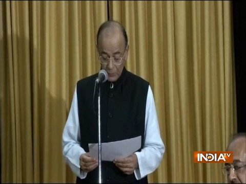 "Impeachment notice was being used as a ""weapon"" by the Congress and its friends: Jaitley"