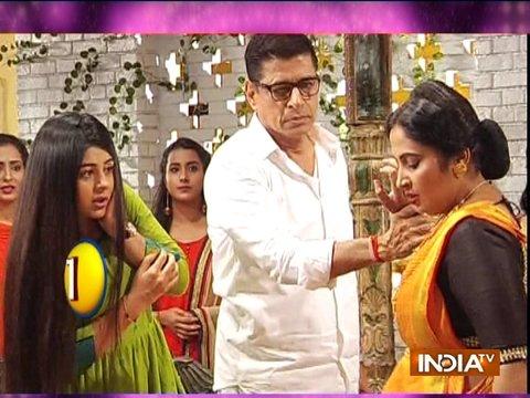 Why is Tabassum angry on Muskaan in TV serial Muskaan