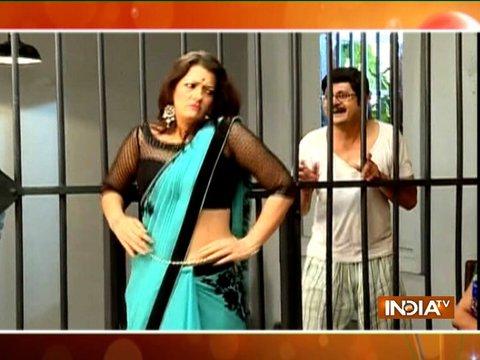 Happu Singh arrests Tiwariji