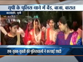 UP couple ties the knot at police station in Barabanki