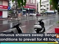 Continuous showers sweep Bengaluru, conditions to prevail for 48 hours