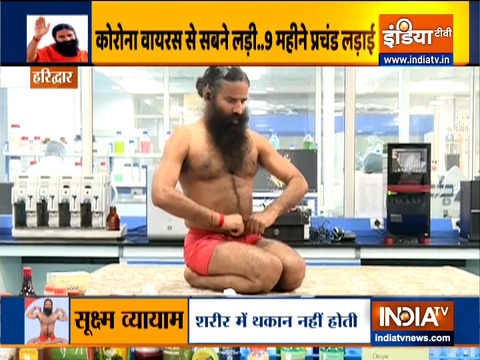 Know from Swami Ramdev how to strengthen your immunity through yoga and Ayurvedic remedies