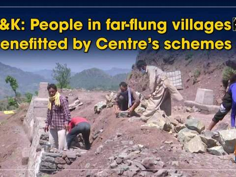 J&K: People in far-flung villages benefitted by Centre's schemes