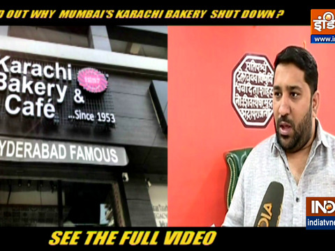 Iconic Karachi Bakery shuts shop in Mumbai, MNS takes the credit