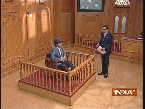 'Mard nachaate hain, naachte nahin hain' said Dharmendra on Aap Ki Adalat