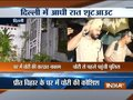 Police encounters with robbers in Delhi's Preet Vihar, 1 policeman injured