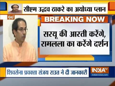 संजय राउत ने कहा, महाराष्ट्र के मुख्यमंत्री उद्धव ठाकरे 7 मार्च को अयोध्या जाएंगे