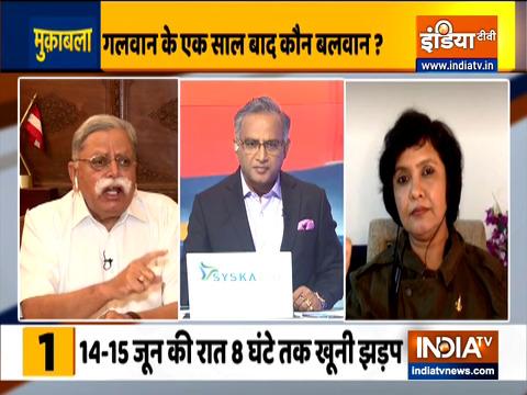 मुक़ाबला   गलवान के एक साल बाद कैसे हैं भारत-चीन संबंध?