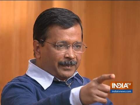 Kejriwal in Aap Ki Adalat: We have fulfilled our promises about schools