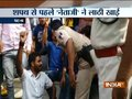 Clash between police and students at Patna University