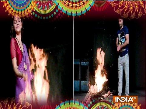 Watch Saas Bahu Aur Suspense's Lohri special