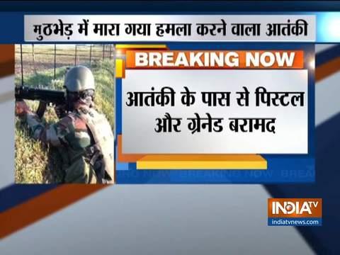 जम्मू और कश्मीर: सोपोर में सुरक्षा बलों के साथ मुठभेड़ में आतंकवादी मारा गया