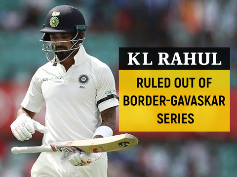 AUS vs IND: KL Rahul ruled out of Test series, Now Rohit Sharma has to play crucial role