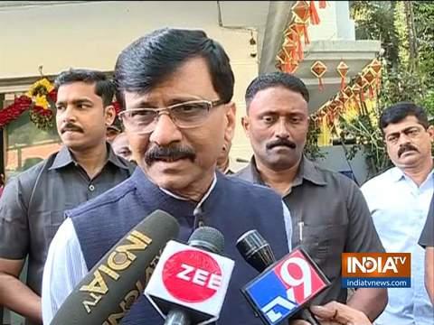 'जो सावरकर के भारत रत्न के खिलाफ हैं उन्हें अंडमान जेल भेज दो': संजय राउत