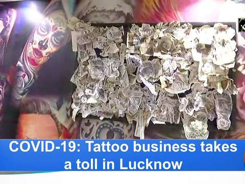 COVID-19 situation takes a toll on tattoo business