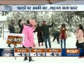 Winter grips the country, blanket of snow covers North India