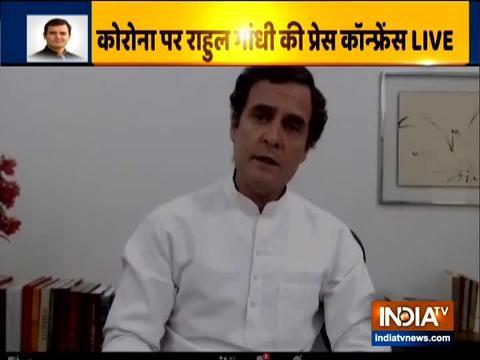 मैं पीएम मोदी से पूछना चाहता हूं कि वे प्रवासियों मजदूरों की मदद कैसे करेंगे: राहुल गांधी