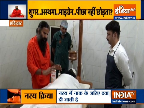 Swami Ramdev shares the benefits of Panchkarma