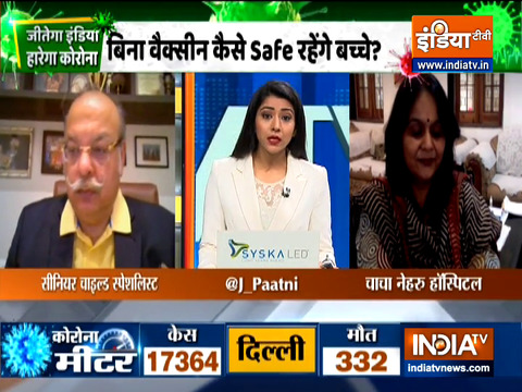 Jeetega India: How Parents can protect their children from Upcoming wave of COVID-19? Experts Explains