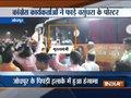 Stone pelted over Vasundhra Raje's convoy during 'Gaurav Yatra' in Jodhpur