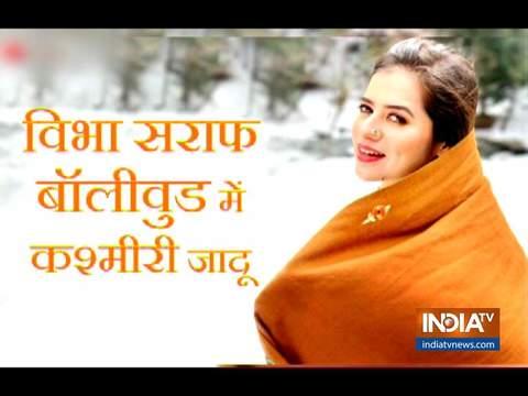 Meet Vibha Saraf, the soulful voice behind Raazi Dilbaro song