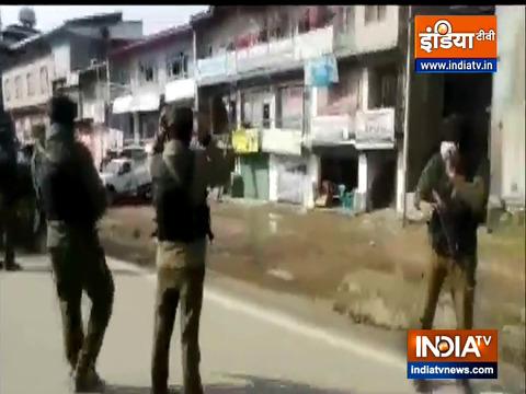 J&K: Three CRPF personnel injured in militant attack in Srinagar