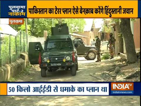 Kurukshetra | How security forces averted 2019-like bombing in Pulwama?