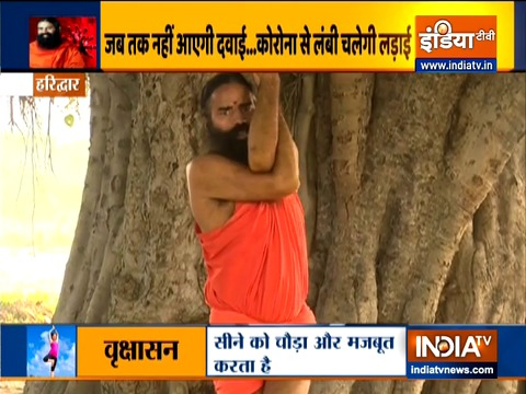 Learn from Swami Ramdev how you can increase your immunity