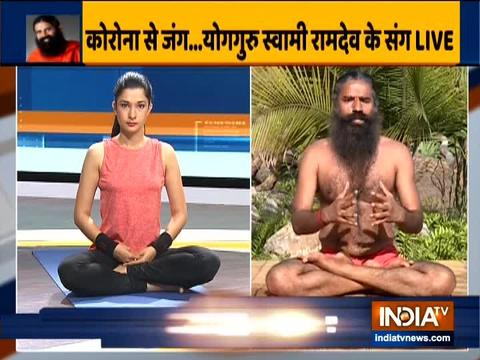 Follow Swami Ramdev S Useful Diet Tips And Yoga Asanas To Treat Anemia Liver And Kidney Problems