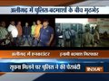 Wanted criminal held after encounter in Aligarh
