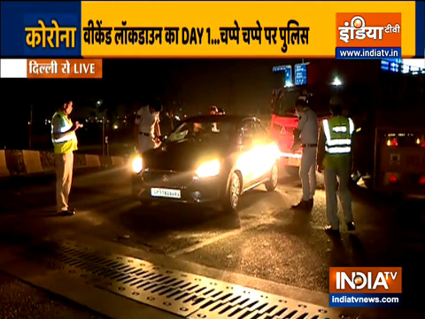 Weekend lockdown in Delhi amid major COVID-19 surge, watch ground report