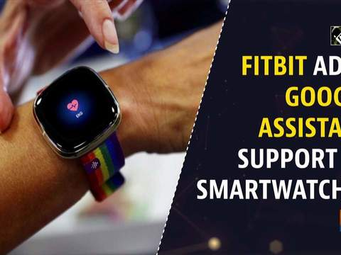Fitbit adds Google Assistant support to smartwatches