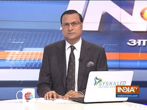 आज की बात रजत शर्मा के साथ | 14 जून, 2019