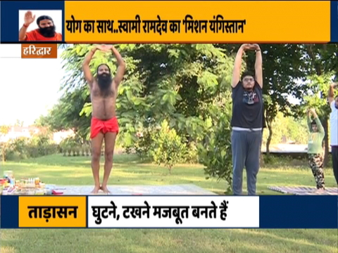 Know what to eat to gain height from Swami Ramdev