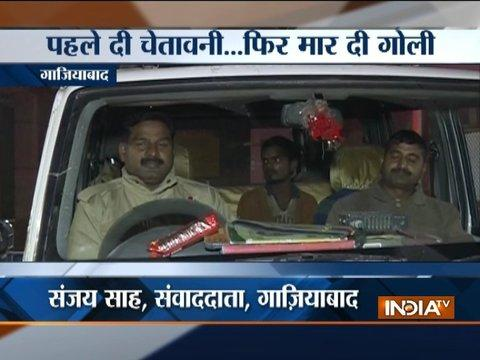 Man shot at, injured for trying to enter Hindon airbase