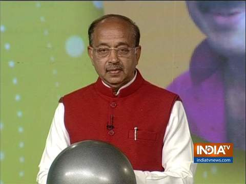 chunav manch delhi Vijay Goel on India TV mega conclave