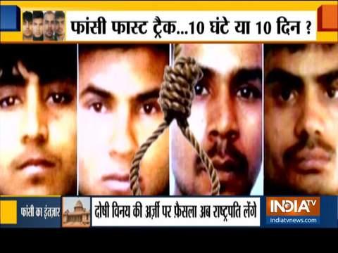 स्पेशल रिपोर्ट: निर्भया मामले के दोषियों को फांसी देने के लिए उल्टी गिनती शुरू