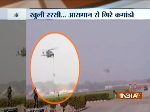 2 jawans injured during Army Day parade rehearsal in Delhi, probe ordered
