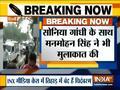Sonia Gandhi, Manmohan Singh meet P Chidambaram at Tihar Jail