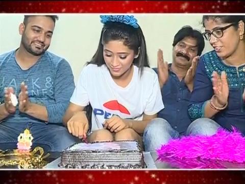 Shivangi Joshi is celebrating her birthday