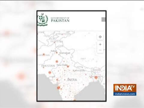 आश्चर्यजनक ! पाक सरकार की वेबसाइट ने पीओके को भारत का एक हिस्सा होने की पुष्टि की