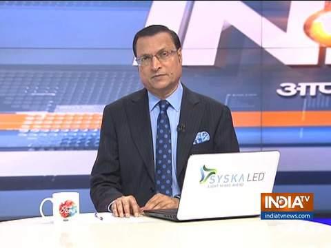 आज की बात रजत शर्मा के साथ | 20 जून, 2019