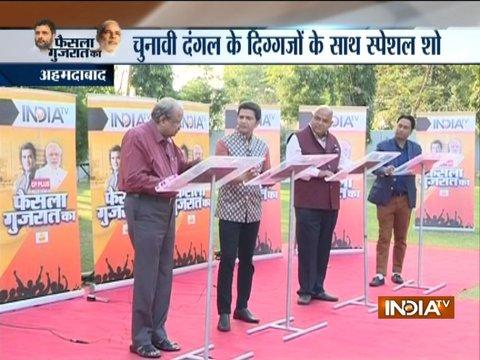 Faisala Gujarat Ka: BJP's Jay Narayan Vyas expresses his views on upcoming Assembly elections